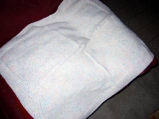 Big Bad Baby Blanket