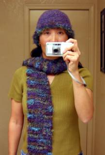 Quickie Hat & Scarf III