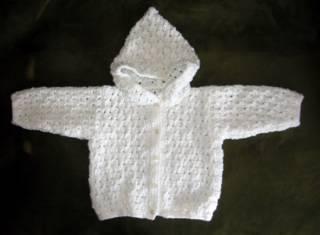 Bernat Baby Hoodie