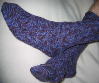 A Step Above Socks