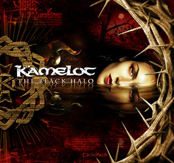 KAMELOT - The Black Halo