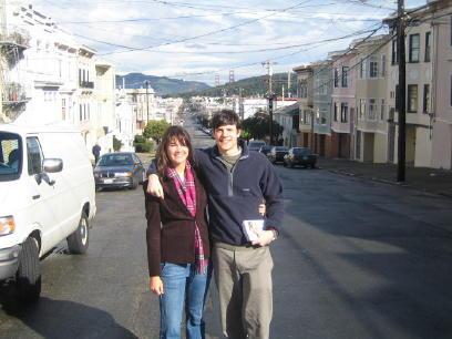 LHB & ACD in San Fran