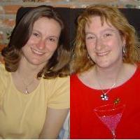 Jill-Bob and Trish-Bob