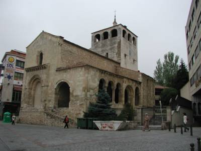 Segovia street scene [2]