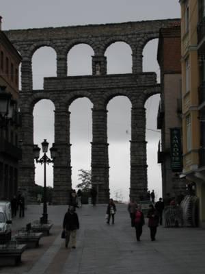 Roman Aqueduct, Segovia [1]