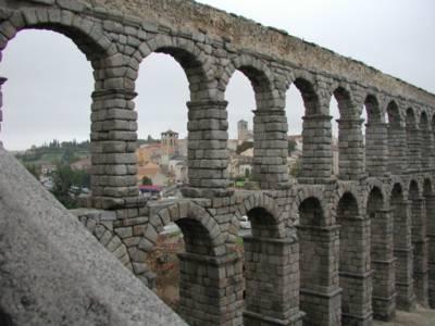 Roman Aqueduct, Segovia [2]