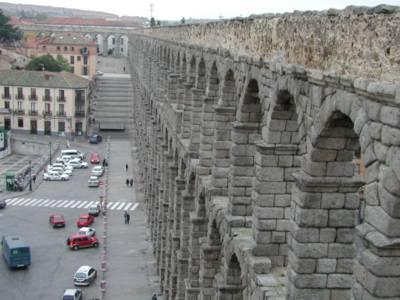 Roman Aqueduct, Segovia [3]