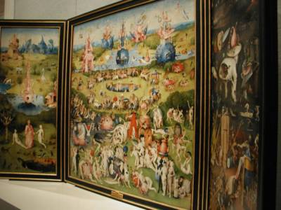 The Garden of Earthly Delights (Bosch)