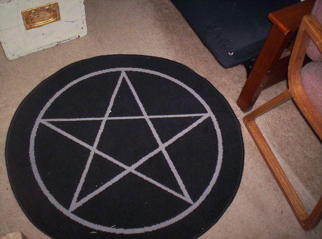 My Little Rug Merlin S Magickal Mistress Pentacle