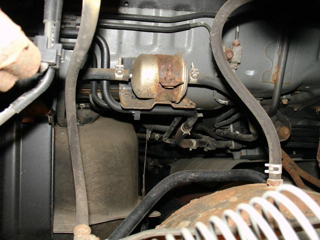 Nissan Altima Fuel Filter Located On 2003 Get Free Image