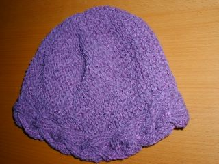 2nd Braid-edged Cap for Nanny
