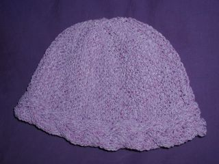 Braid-edged Cap for Nanny