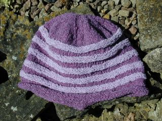 Another stripy hat