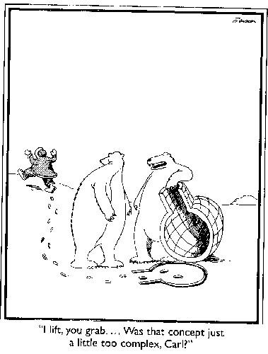 lindaland artic jokes from a polar bear web site