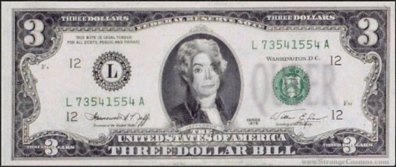 Wikileaks : Made by the N.S.A. - R D Hall 3dollarbill