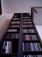 Mis CDs y DVDs ordenaditos