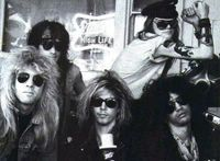 Guns N' Roses The Band