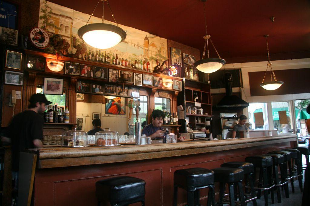 Empty Bar Restaurant Premises Southport Nc