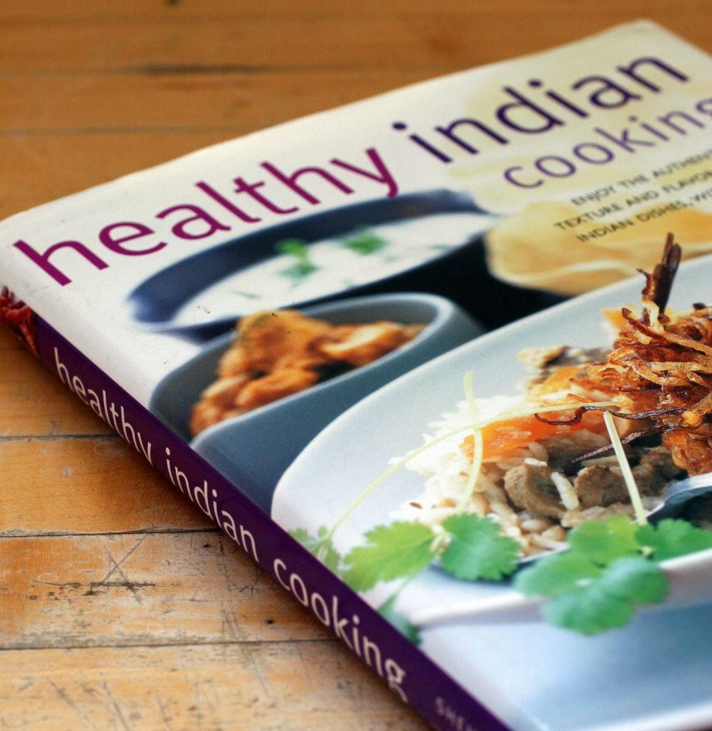 Becks posh cooking indian food at home photograph picture healthy indian cooking recipe book by shehzad husain and manisha kanani forumfinder Images