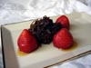 photograph picture of vegan dessert and cake ********** for IMBB#19