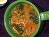 photograph picture of vegan and vegetarian soup recipes for IMBB#19