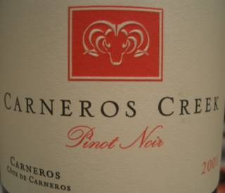 carneros label