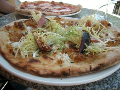 photograph picture of Piadine kona at Picco Pizzeria in Larkspur filed under restaurant review