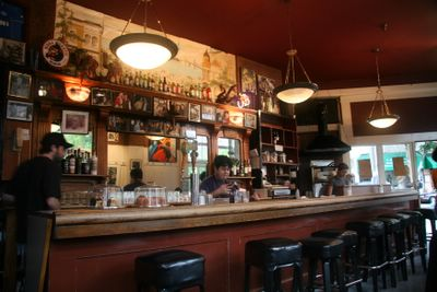 review Mario's Bohemian Cigar Store North Beach San Francisco