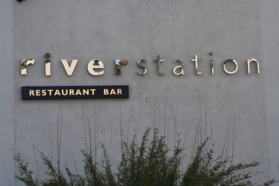 photograph of Riverstation restaurant and bar in Bristol, England