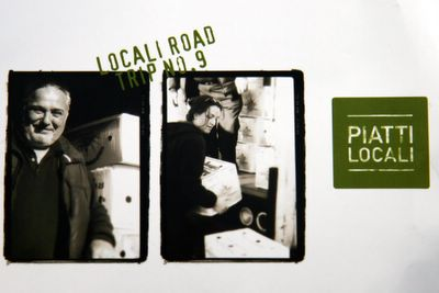 photograph picture of piatti locali in mill valley marin restaurant review eat local sustainable produce
