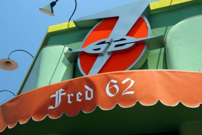 photograph picture of Fred 62 diner in loz feliz with restaurant review