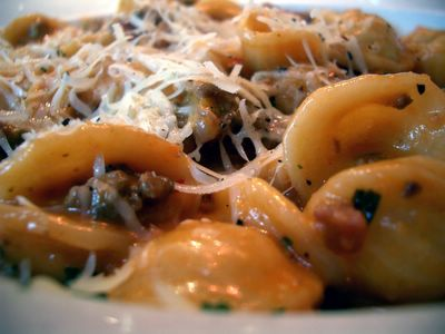 Il Davide Italian Restaurant San Rafael Orrechietti