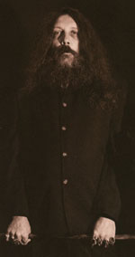 Alan Moore, the wizard of Northampton