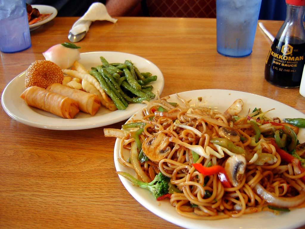 veg-eating :: austin: 16-16 lunch: Lunch Buffet @ China King Buffet ...