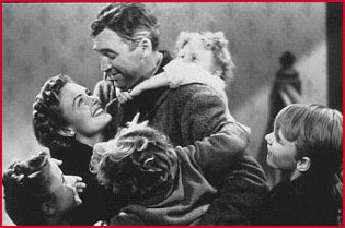 It's a Wonderful Life (best Christmas movie ever)