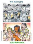 Si Hitler hubiera dado unas caladitas...