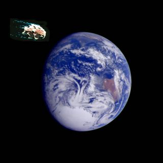 Asteroid Fly By Earth