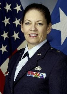 Brigadier General Roseanne Bailey