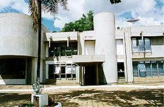 Comdabra Building and Saucer