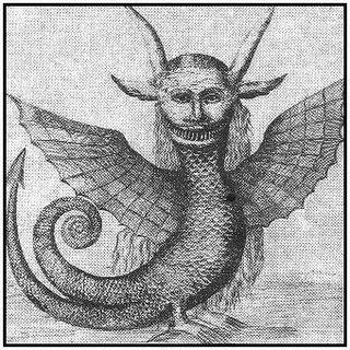 Creature of Tagua Tagua Lagoon