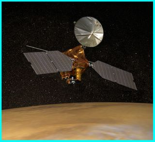 NASA's MRO
