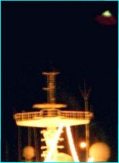 UFO Cozumel Mexico 5-15-05 A Border