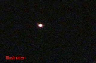 Night UFO