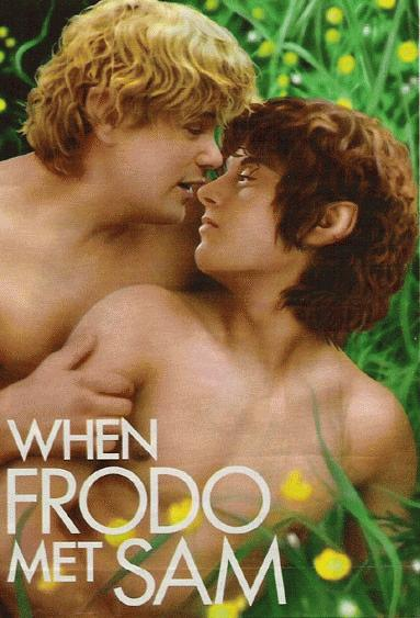 Evidence gay hobbits very very