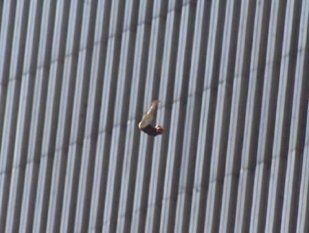 9 11 Falling People Hitting Ground 2016  Patriots