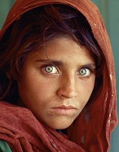 National Geographic: Afghanistand Refugee