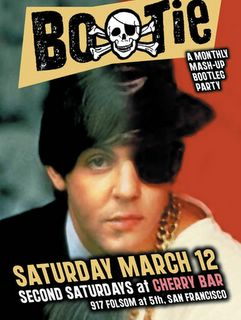 Bootie Party, the monthly mash-up bootleg party