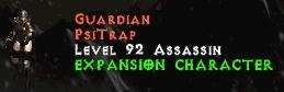Diablo II: assasin guardian