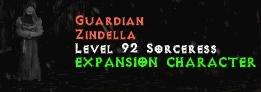 Diablo II: a dead guardian