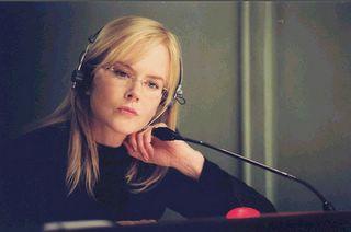 The Interpreter with Nicole Kidman